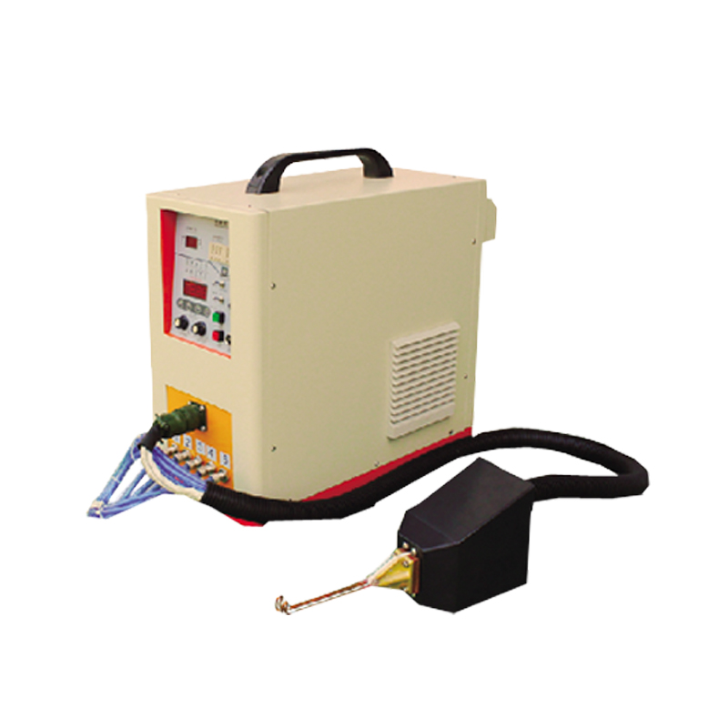 1.1 Mhz super high frequency induction heater for small parts heating,Infrared temperature measurement
