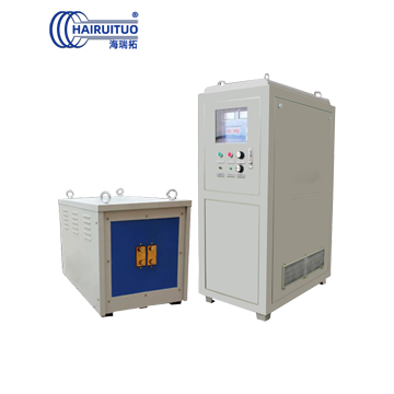 40KW IGBT Ultrasonic frequency induction heater