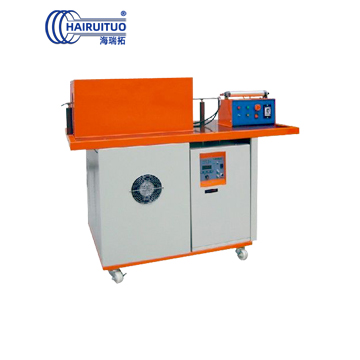 induction heating furnace for hot forging