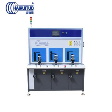厂家制定铜管焊接高频钎焊机 空调铜管异形管钎焊 高频焊接设备