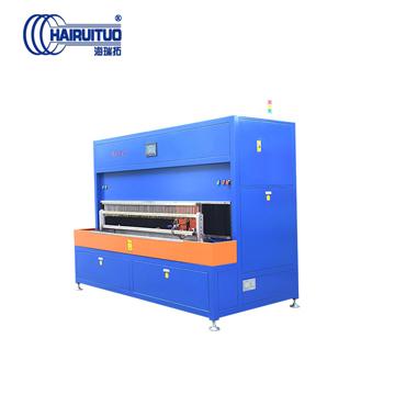 厂家直销铜管钎焊设备 空调紫铜黄铜管感应加热焊机 高频钎焊机