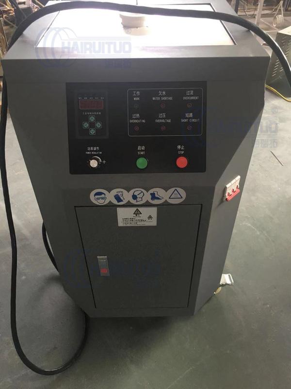 立式铂金熔炼机 黄金熔炼炉 中频熔金设备