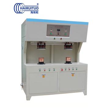 双工位高频钎焊机|发热盘水壶高频焊机