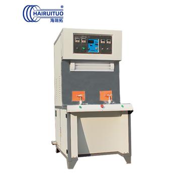 双工位铜接头高频焊机|高频钎焊机