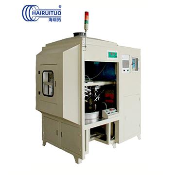 仪表三工位高频焊机|仪器高频钎焊机