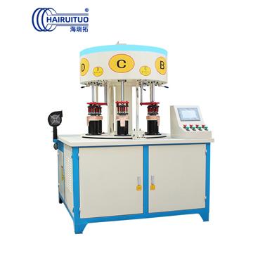 六工位钎焊机 低耗能0污染高频钎焊机可放流水线上